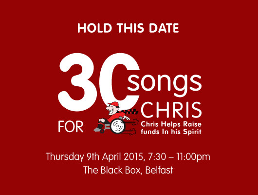 30 Songs for CHRIS