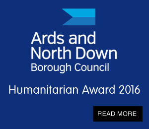 Humanitarian Award 2016 Ards & North Down Borough Council