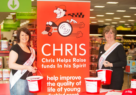 ASDA Customers Support Duchenne Research