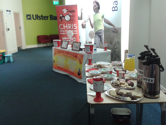 Coffee Day Ulster Bank + A Random Act of Kindness