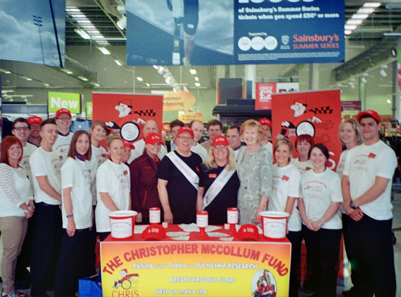 Sainsbury's Charity of the Year Launch