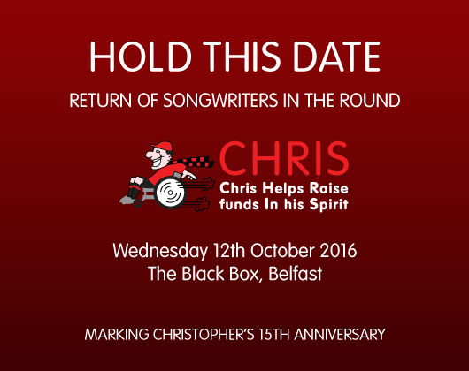 SONGS FOR CHRIS – RETURN TO THE BLACK BOX