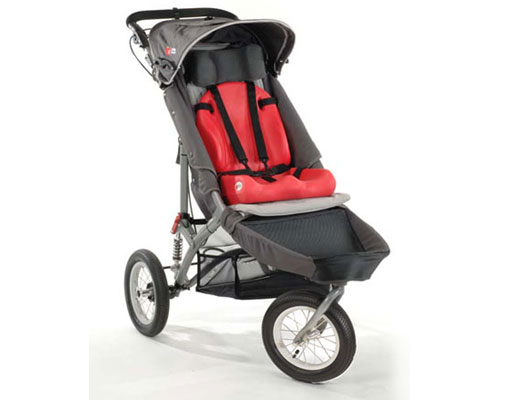 Special Tomato Jogger Pushchair for Grace